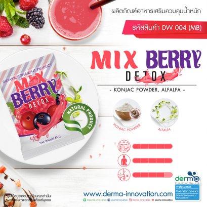 Mix Berry Detox