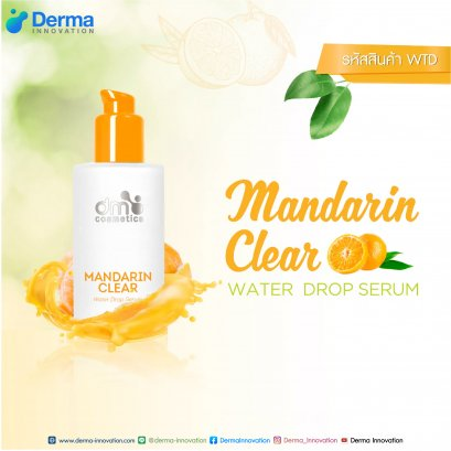 Mandarin Clear Water Drop Serum (WTD)