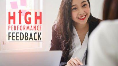 High Performance Feedback