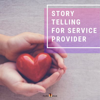 Story Telling for Service Provider