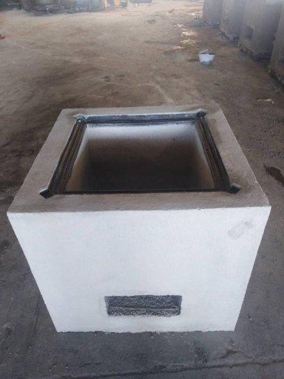 บ่อพักสายไฟฟ้า สายเคเบิล (Handhole) มาตราฐาน CCP CCP标准电缆手孔