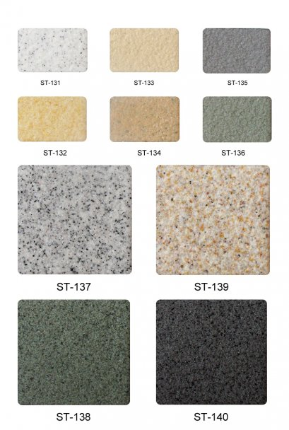 Stone Paint Colors