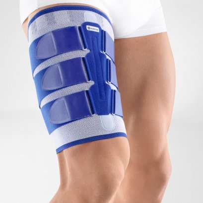 MyoTrain - Support for the treatment of muscle injuries to the thigh