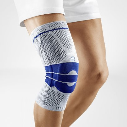 GenuTrain - Active support for relief and stabilization of the knee.