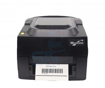 เครื่องพิมพ์สติ๊กเกอร์บาร์โค้ด MARRISON รุ่น ME – 120