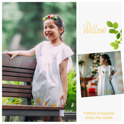 Palette of Apparel Willow