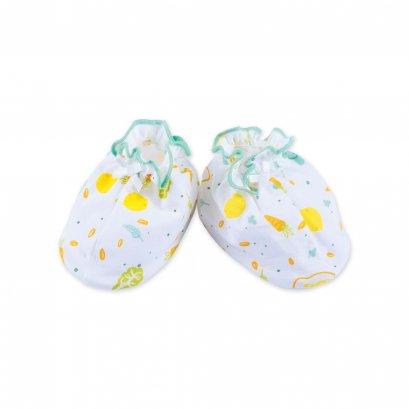 Auka ถุงเท้าเด็กอ่อน Collection Cocoa Vegetable (Basic)