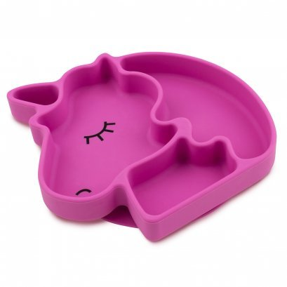 Silicone Grip Dish Special Edition Unicorn