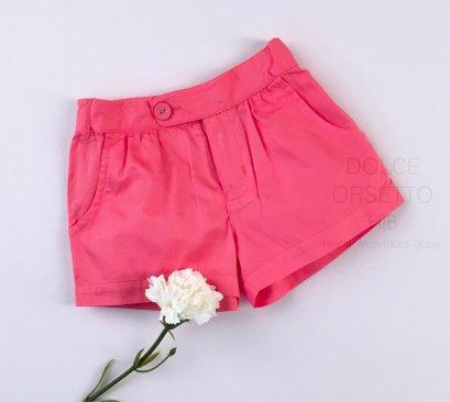 Dolce Orsetto กางเกงขาสั้น Dotty Print