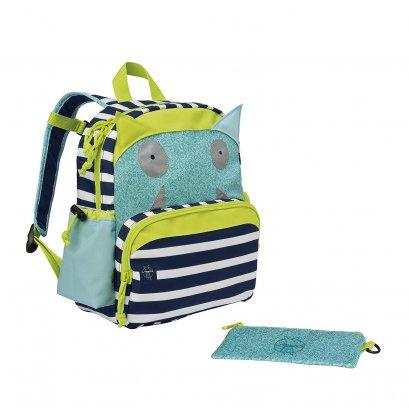 Medium Backpack, Little Monsters, Bouncing Bob