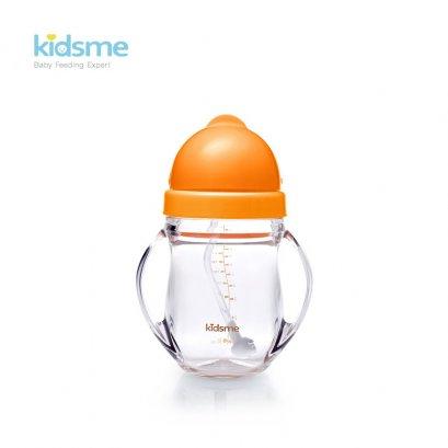 ขวดหัดดื่มสำหรับเด็กเนื้อไตรตัน พร้อมหลอดถ่วงน้ำหนัก