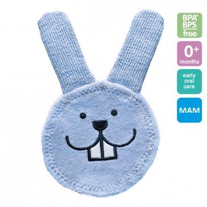 MAM กระต่ายทำความสะอาดช่องปาก ของเด็กแรกเกิด(+0 mth)