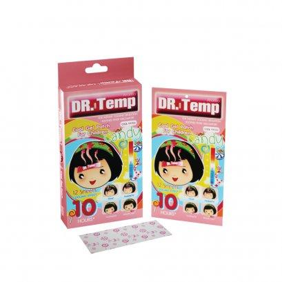 เจลลดไข้ Dr.Temp (แบบซอง)