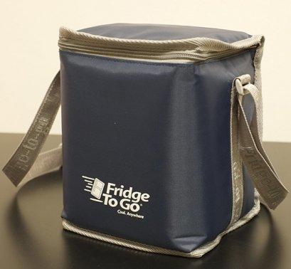 Fridge To GO กระเป๋าเก็บอุณหภูมิ รุ่น Platinum