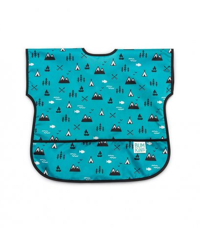 "Bumkins Junior Bib age 1-3 yrs size 17""x15.25"" - Great Outdoors"