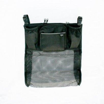 J.L.Childress กระเป๋าเก็บของ Cups'N Cargo Stroller Organizer - Black