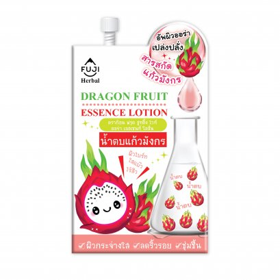 FUJI DRAGON FRUIT SOOTHING WHITE AURA ESSENCE LOTION