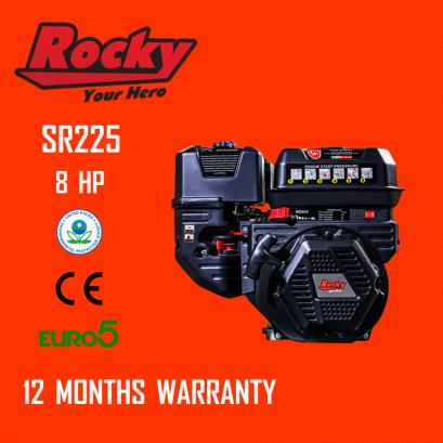 เครื่องยนต์ Rocky 8HP