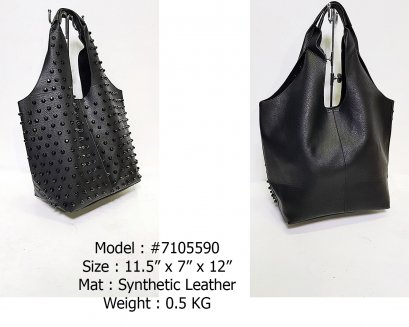#7105 Synthetic Leather Bag