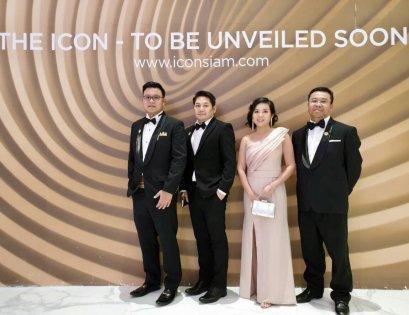 ผู้บริหาร AMR Asia และ PZent ร่วมเปิดงาน ICONSIAM อีกทั้งเป็นส่วนหนึ่งในงานออกแบบและติดตั้งระบบรถไฟฟ้าสายสีทอง เชื่อม ICONSIAM สุดยอดความอลังการ ริมแม่น้ำเจ้าพระยา ที่สุดของห้างสรรพสินค้าระดับโลก
