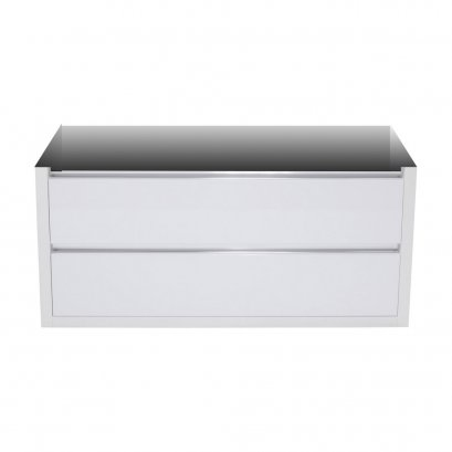 INDA Double drawer base unit 51X120x55 CM.