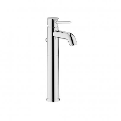 BAUCLASSIC Single lever basin mixer, Free standing high spout 32868000