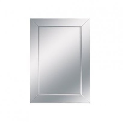 INDA Mirror square shape 3x80x120 cm.