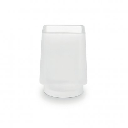 INDA Satin holder glass