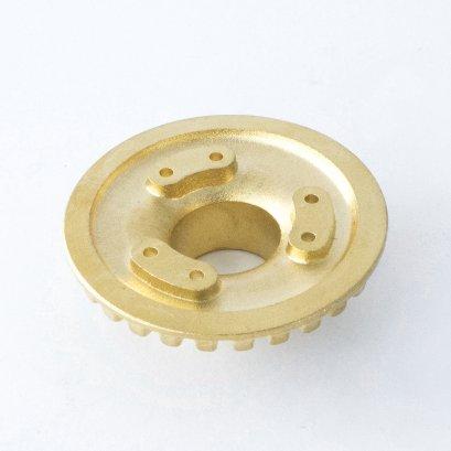 หัวเตาทองเหลืองวงใน GS-871