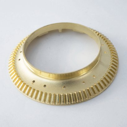 หัวเตาทองเหลืองวงนอก GS-871