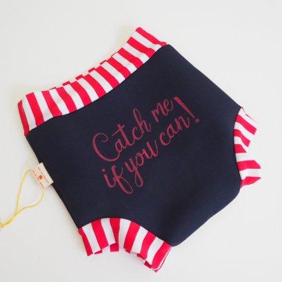 Holihi Cuff Pants/ Navy
