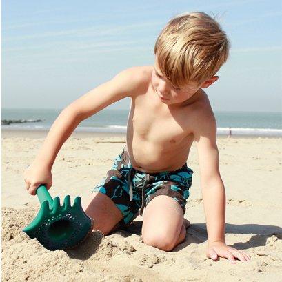 Holihi Beach Toys/ QUUT Triplet (Lagoon Green)