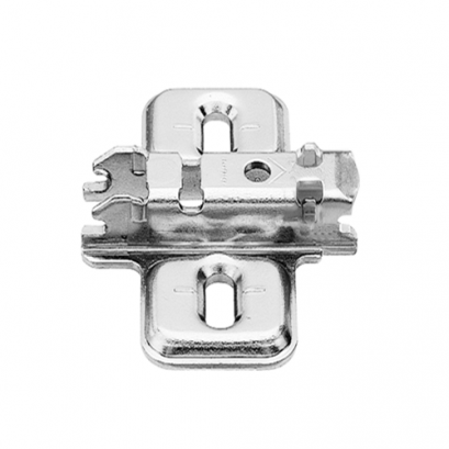 Cruciform mounting plate 3 mm.