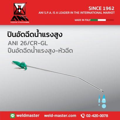 ANI 26/CR-GL  หัวฉีด