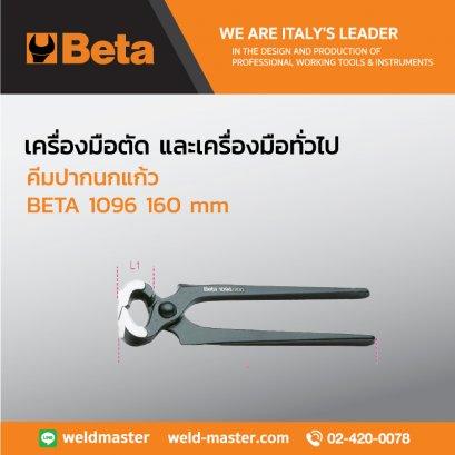 BETA 1096 160 mm คีมปากนกแก้ว