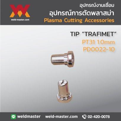 """""""TRAFIMET"""" PD0022-10 TIP PT31 1.0mm"""