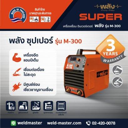 พลัง M-300 220V