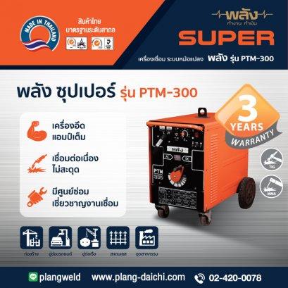 พลัง PTM-300 380V ตู้เชื่อม AC/DC
