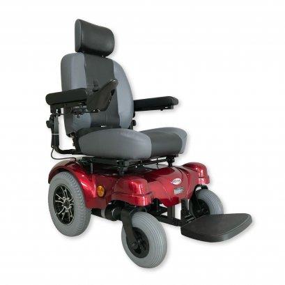 รถเข็นผู้ป่วยไฟฟ้า CTM รุ่น HS-5600 ปรับนอนได้
