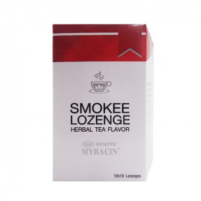 Smokee Lozenge Herbal Tea Flavor