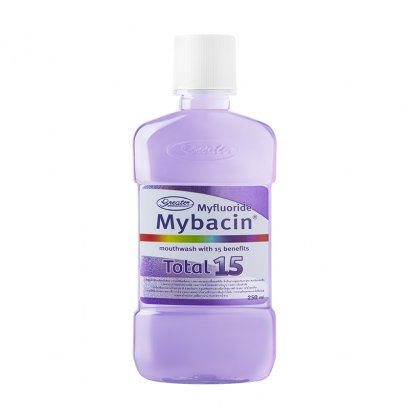 Myfluoride Mybacin Total 15 250 ml