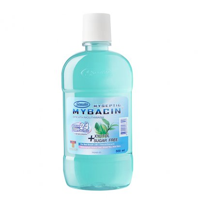 Myseptic Mybacin Breath M/W 500 ml