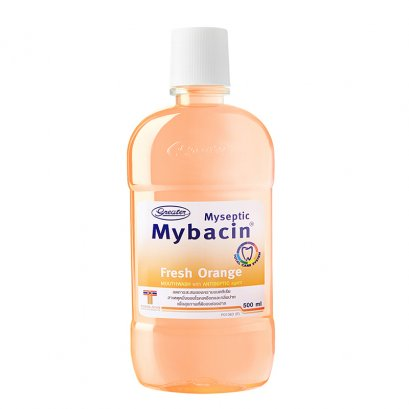 Myseptic Mybacin M/W Fresh Orange 500 ml.