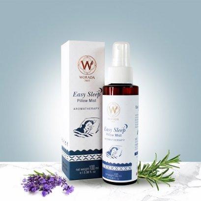 สเปรย์ฉีดหมอน Aromatherapy Easy Pillow Mist