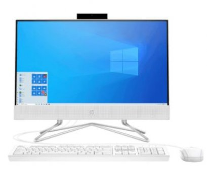 HP AIO 24-dp0203d (Non Touch)  ( White )