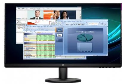 """HP V27i 27"""" FHD Monitor"""