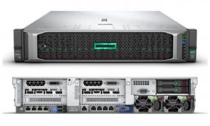 HPE ProLiant DL385 Gen10 AMD EPYC 7301