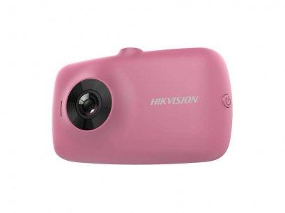 กล้องติดรถยนต์ Hikvision รุ่น HVS-AE-DN2312-C4P [Pink]