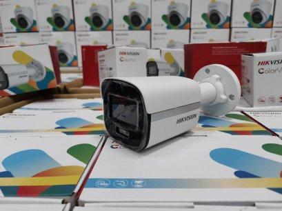 กล้องวงจรปิด Hikvision ColorVu IP DS-2CD1027G0-L