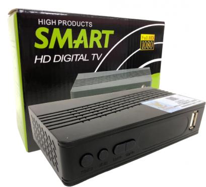กล่องรับสัญญาณทีวีดิจิตอลทีวี SMART Full HD
